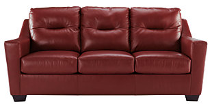 Kensbridge Sofa and Loveseat, Crimson, large