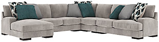 Bardarson 5-Piece Sectional, , large