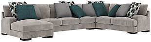 Bardarson 4-Piece Sectional, , large