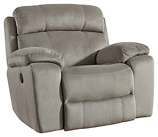 Uhland Power Recliner, Granite, large