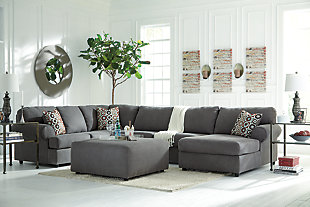 Jayceon 4-Piece Sectional, , rollover