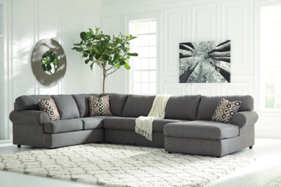 Jayceon 3 Piece Sectional With Chaise Ashley Furniture