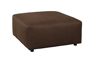 Jayceon Oversized Ottoman, , large