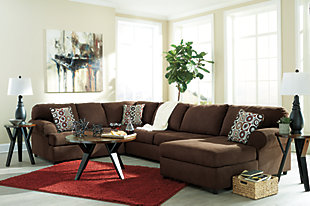 Jayceon 3-Piece Sectional, Java, large