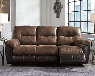 Follett Reclining Sofa, , rollover