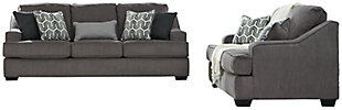 Gilmer Sofa and Loveseat, , large