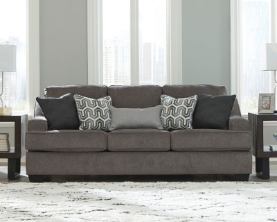 Gilmer Sofa by Ashley HomeStore, Gunmetal