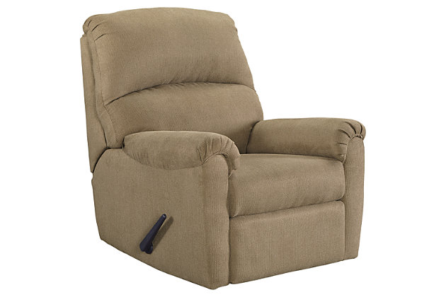 Otwell Recliner, Cocoa, large