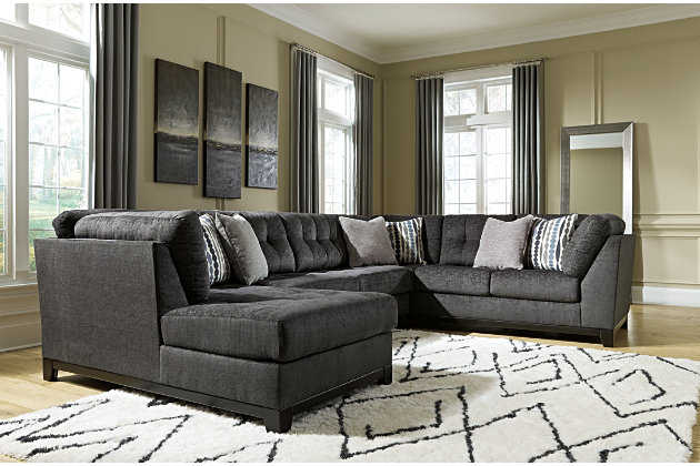 Reidshire 3 Piece Sectional Large