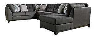 Reidshire 3-Piece Sectional with Chaise, , large