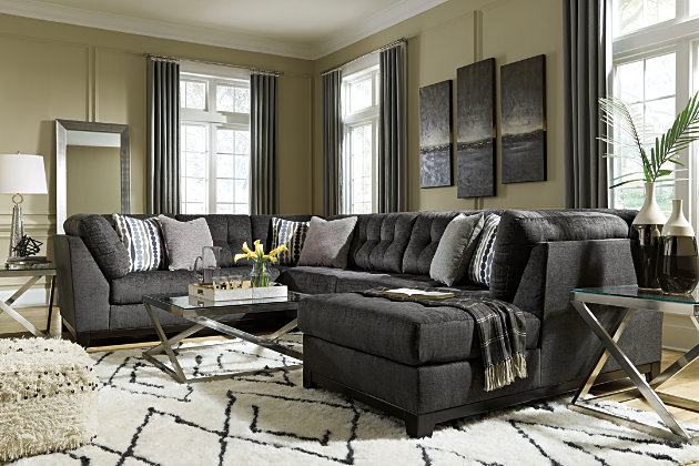 Reidshire 3-Piece Sectional, , large