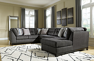 Reidshire 3-Piece Sectional with Chaise, , rollover