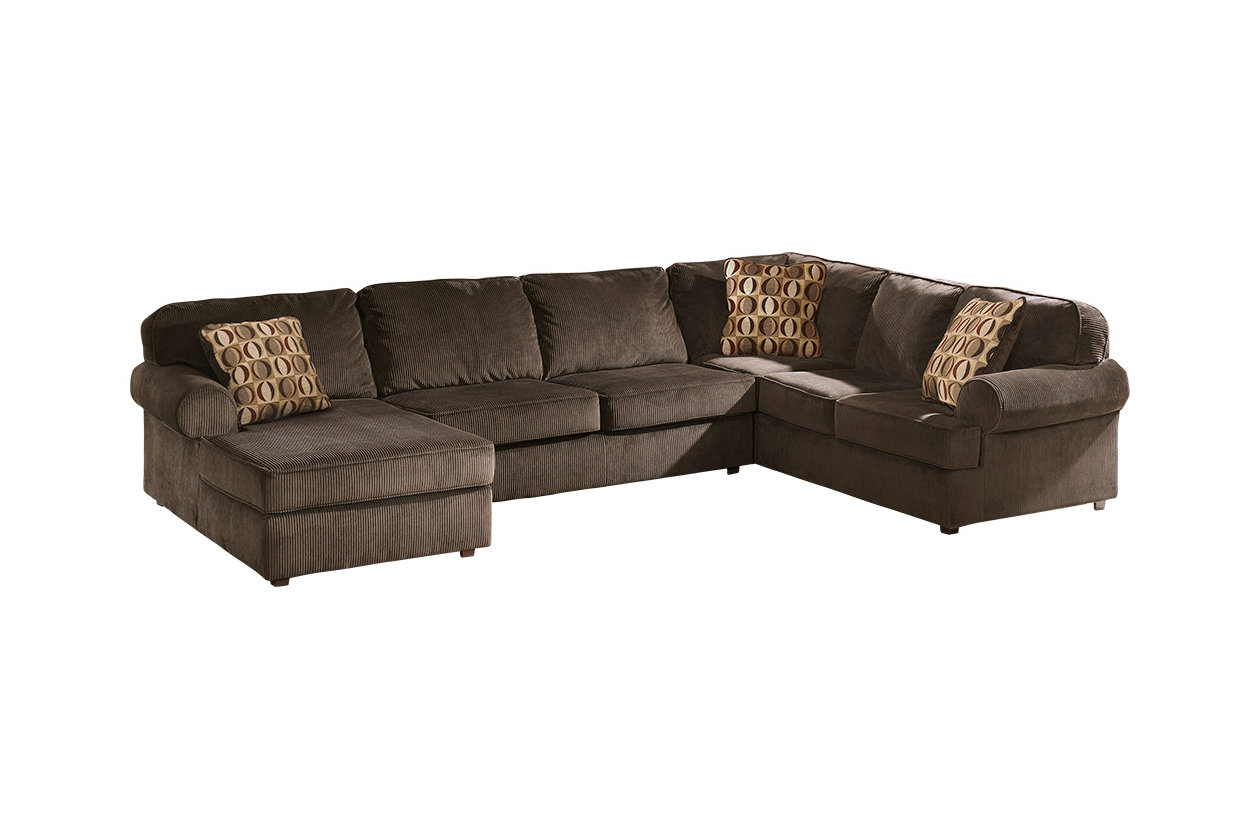 Vista 3 Piece Sectional With Chaise