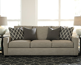 living room furniture product shown on a white background