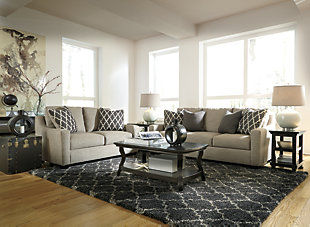 Crislyn Sofa And Loveseat