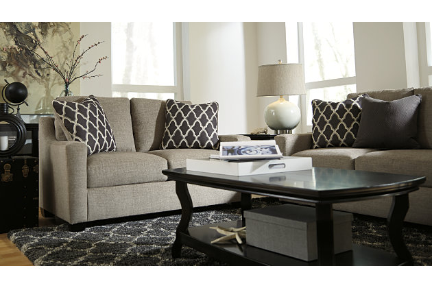 Crislyn Sofa and Loveseat, , large