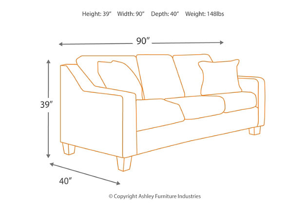 Crislyn Sofa, , large