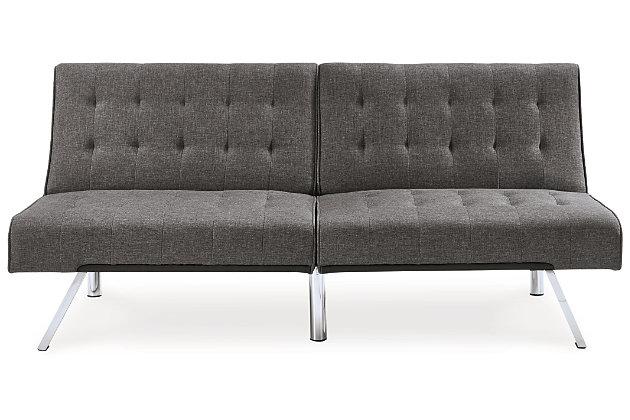 Sivley Flip Flop Armless Sofa, , large