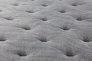 Serta Soothing Rest Plush Pillow Top Twin Mattress, Multi, large
