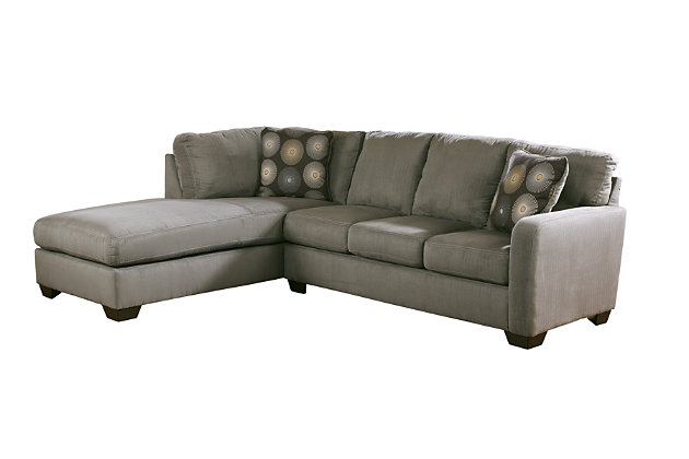 Zella 2-Piece Sectional with Chaise, , large