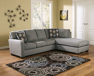 Zella 2-Piece Sectional with Chaise, , rollover