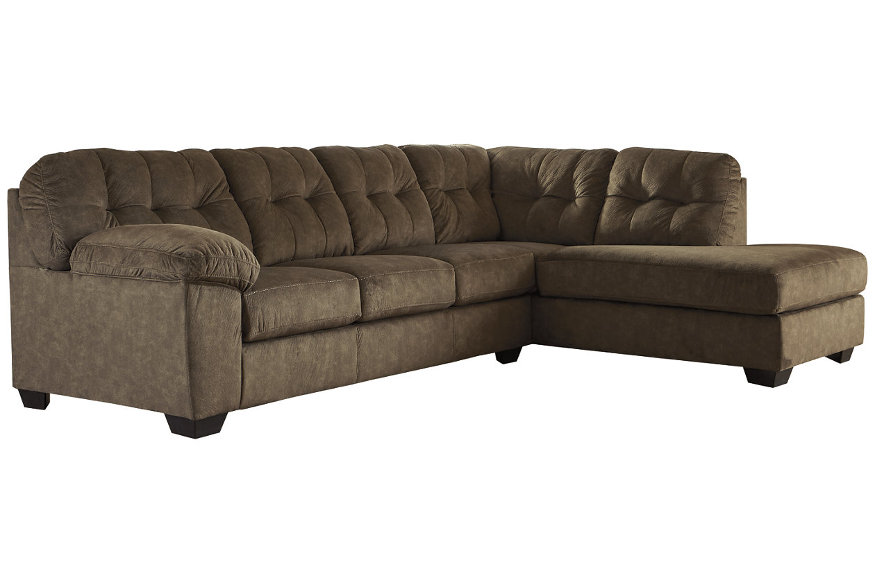 Outstanding Accrington 2 Piece Sectional With Chaise And Sleeper Short Links Chair Design For Home Short Linksinfo