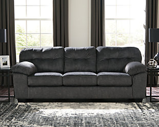 Accrington Sofa, Granite, large