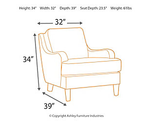 Laylanne Chair, , large