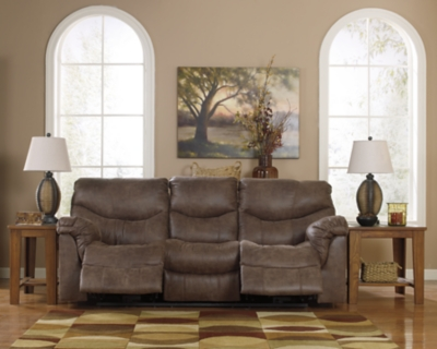 Alzena Reclining Sofa, , large