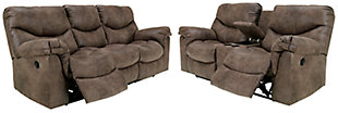 Alzena Sofa and Loveseat, , large