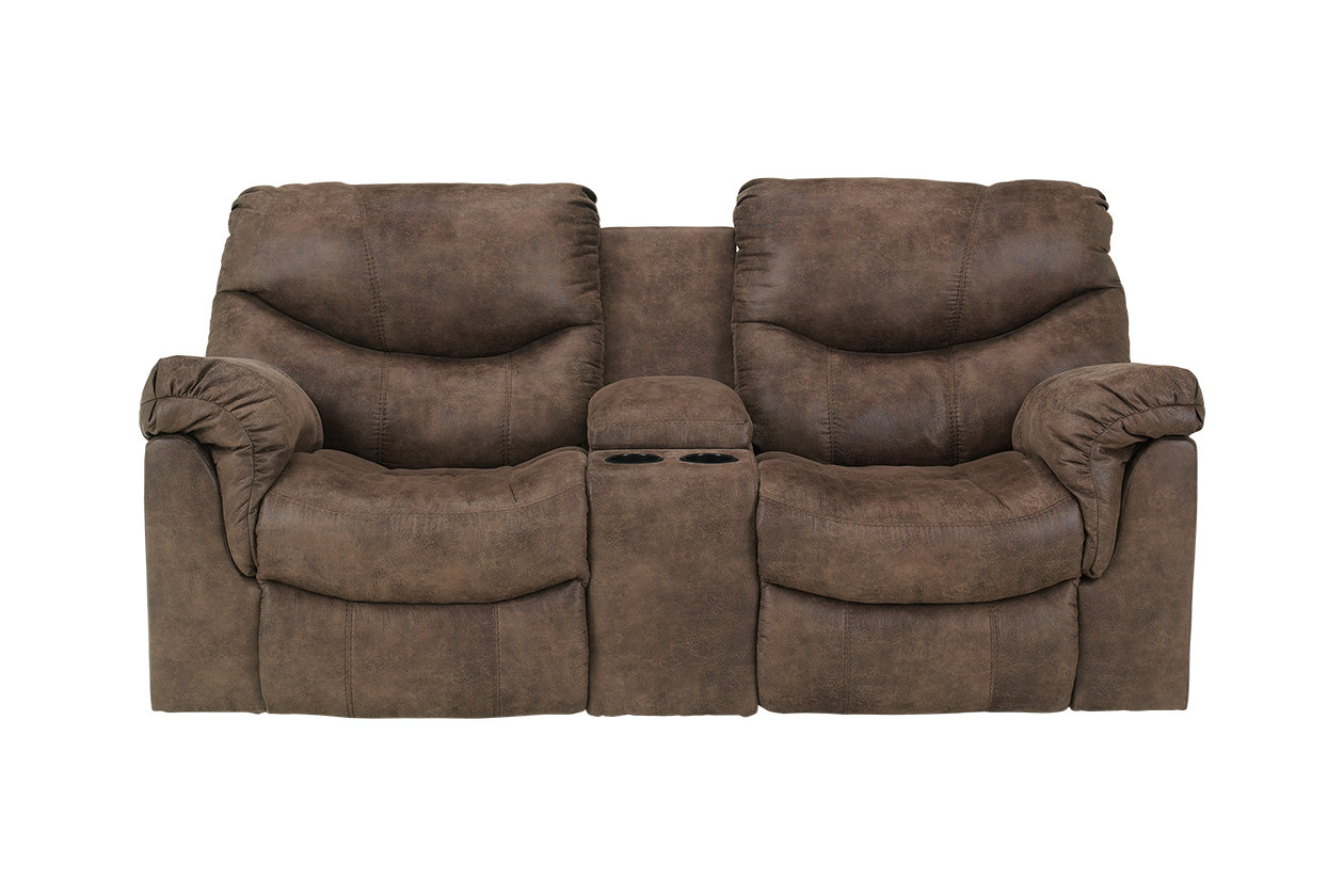 Images alzena reclining loveseat