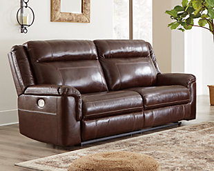 ... Large Wyline Power Reclining Sofa, , Rollover