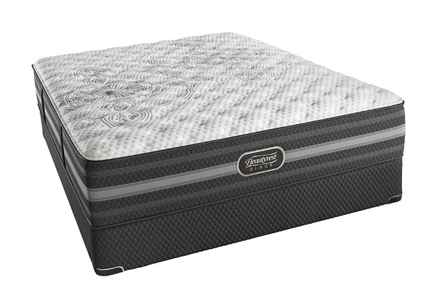 Beautyrest Black Beautyrest Black Calista Extra Firm Queen Mattress, Black/Gray, large