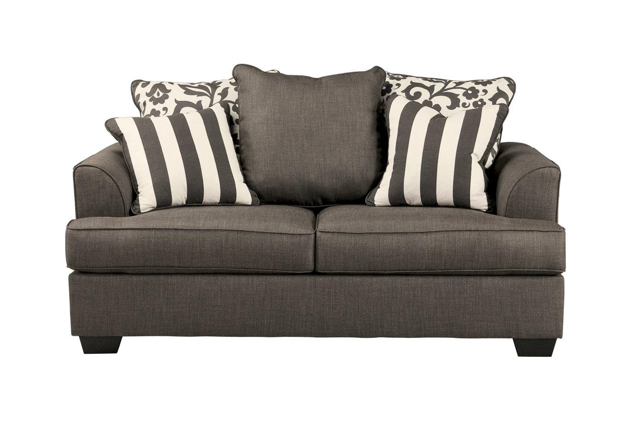 Pleasing Levon Loveseat Ashley Furniture Homestore Machost Co Dining Chair Design Ideas Machostcouk