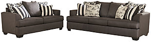 Levon Sofa and Loveseat, , large