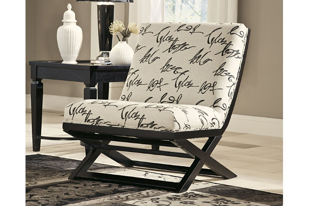 Outstanding Levon Accent Chair Ashley Furniture Homestore Download Free Architecture Designs Scobabritishbridgeorg