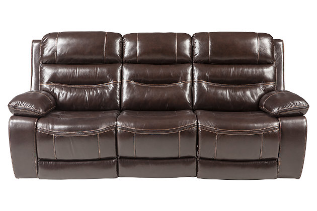 Calamine Power Reclining Sofa, , large