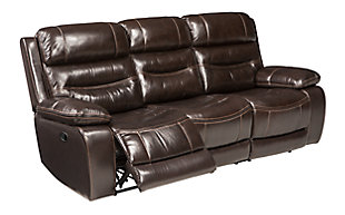 Calamine Reclining Sofa, , large