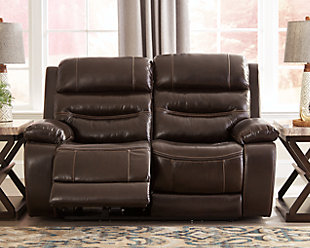 Calamine Power Reclining Loveseat, , rollover
