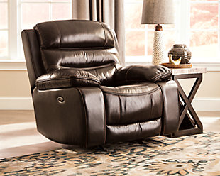Calamine Power Recliner, , large