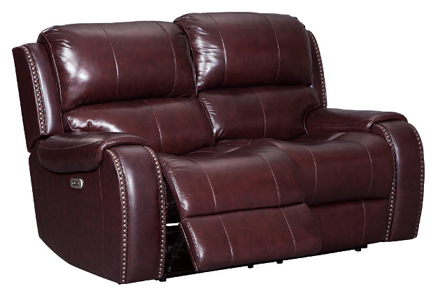 Gilmanton Power Reclining Loveseat, , large