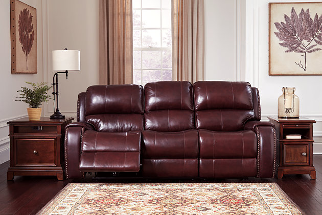 Gilmanton Power Reclining Sofa Ashley Furniture Homestore