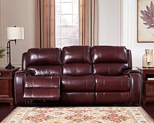 ... Large Gilmanton Power Reclining Sofa, , Rollover