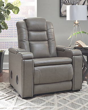 Boerna Power Recliner, , rollover