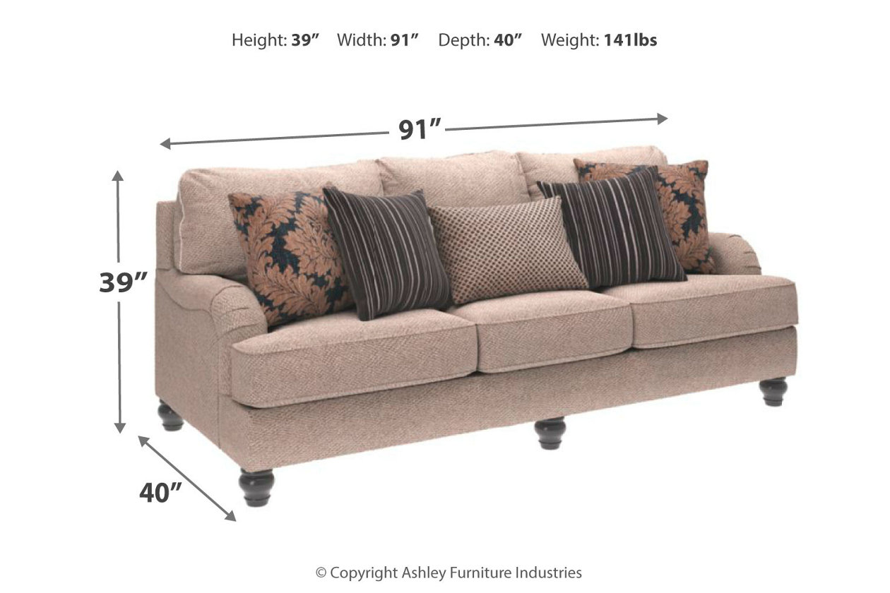 Sensational Fermoy Sofa Ashley Furniture Homestore Pabps2019 Chair Design Images Pabps2019Com