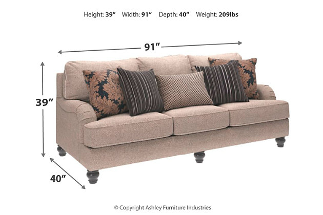 Fermoy Queen Sofa Sleeper, , large