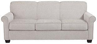 Cansler Sofa Sleeper, Pebble, large