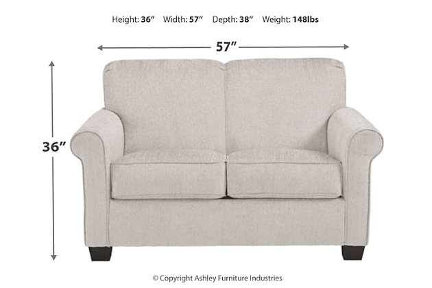 Cansler Twin Sofa Sleeper Ashley Furniture Home