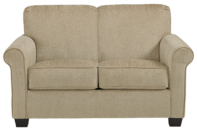 Cansler Twin Sofa Sleeper, Grain, large