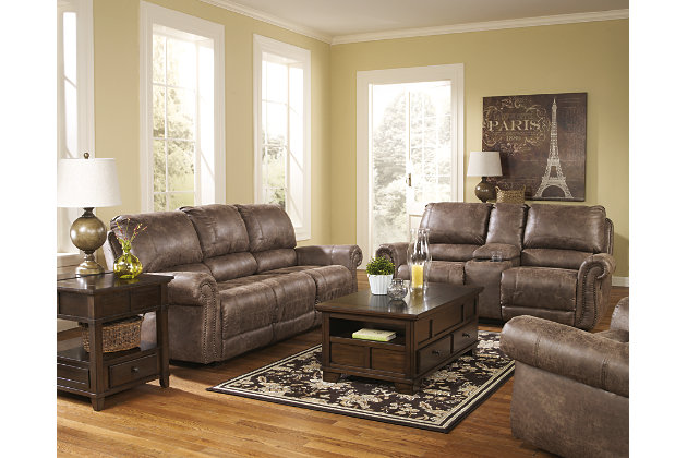Oberson Swivel Glider Recliner, , large